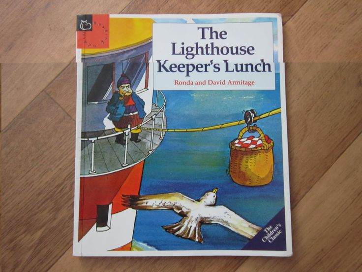 A blog outlining a lovely set of activities based on The Lighthouse Keeper's Lunch.