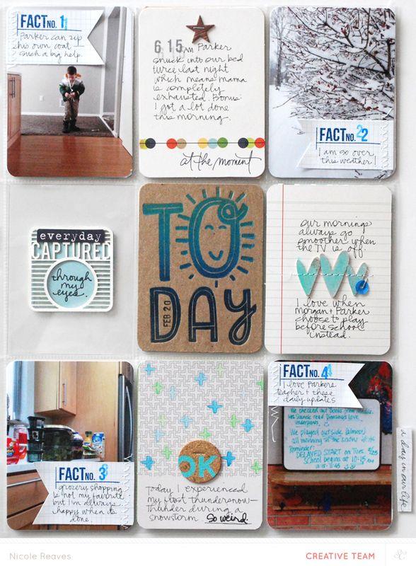 weekly challenge @Studio_Calico - letterpress