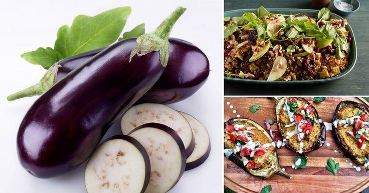 3 recetas para hacer con berenjenas