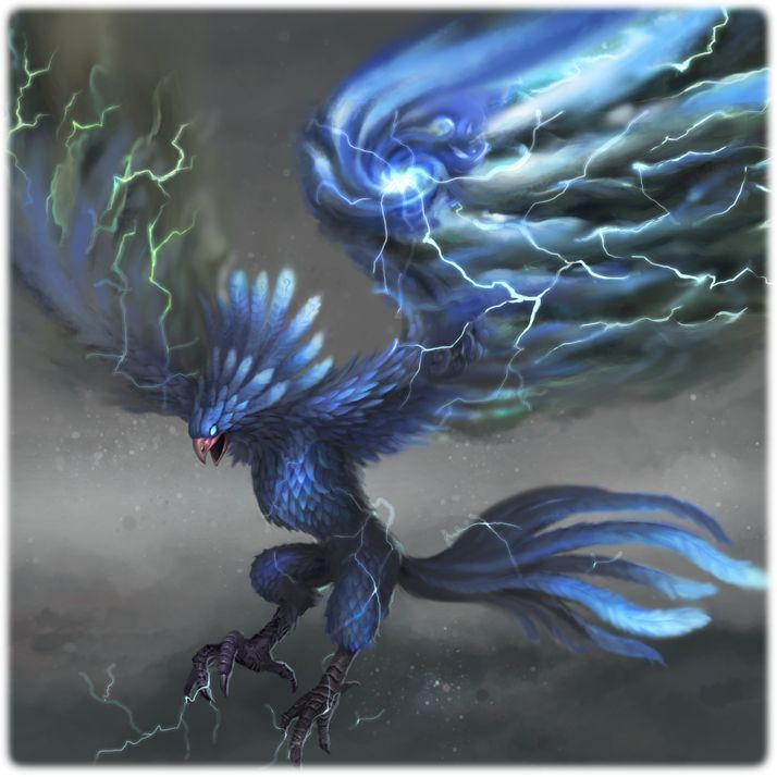 thunderbird animal - Google Search