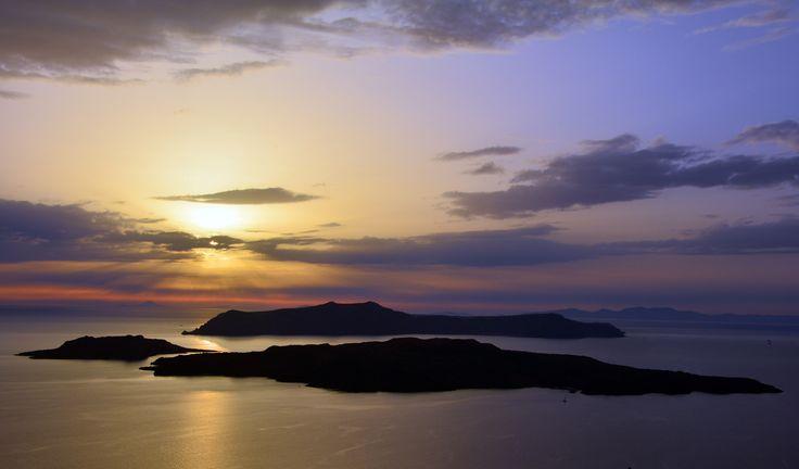 https://flic.kr/p/oPZecn | Volcano view | The most famous Volcano in Greece | Santorini