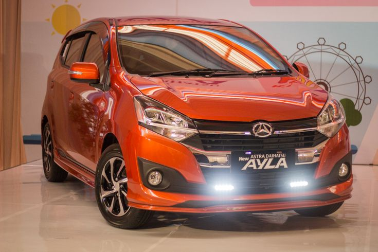 Daihatsu New Ayla PT Astra Daihatsu Motor (ADM) selaku agen pemegang merek (APM) Daihatsu di Tanah Air meluncurkan New Astra Daihatsu Ayla yang merupakan