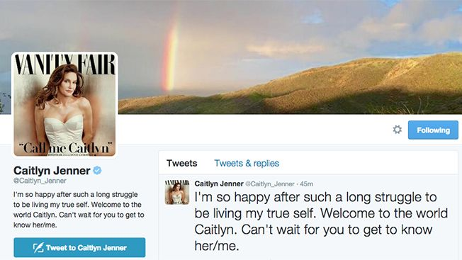 Caitlyn Jenner Breaks President Obama's Twitter Follower Record | Adweek