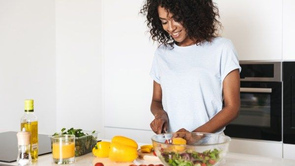 5 Surprising Side Effects Of Eating Home Cooked Food Eat This Not That In 2020 No Cook Meals Healthy Food Branding Food