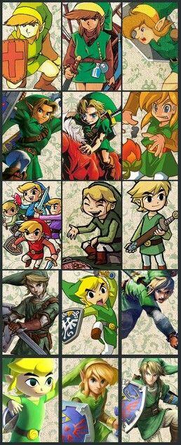 The evolution of link :D