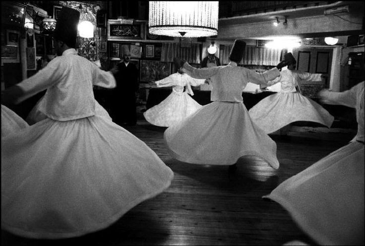 Marc Riboud 1997 Istanbul.
