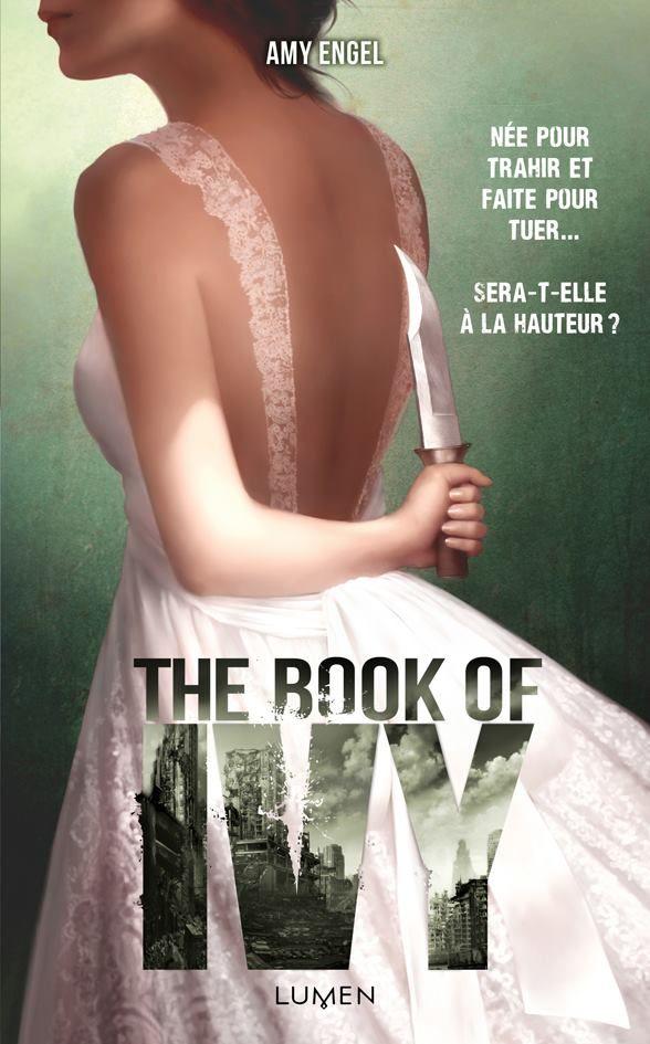 Un gros coup de coeur pour ce roman : The book of Ivy Amy Engel  Pour lire ma chronique, c'est ici : http://juliejodts.fr/lecture-the-book-of-ivy/
