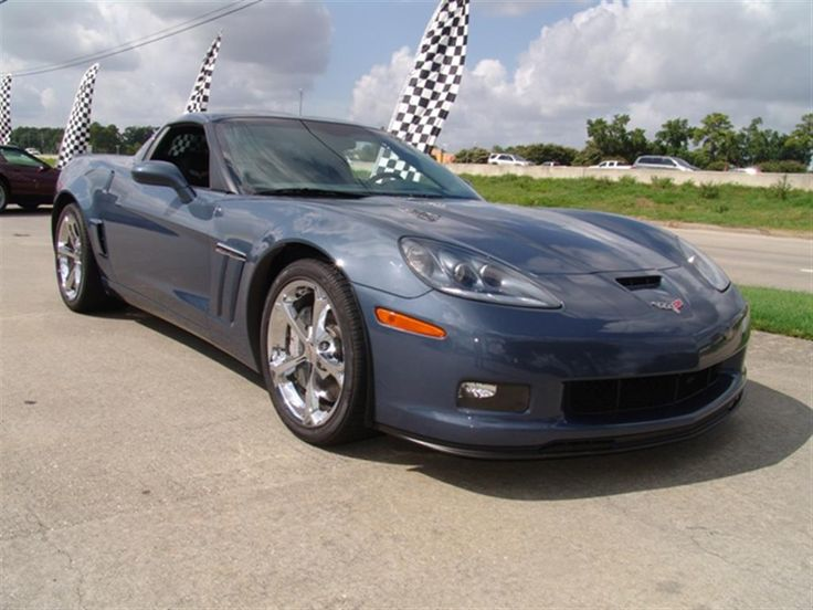 2011 Chevrolet Corvette Grand Sport Coupe For Sale