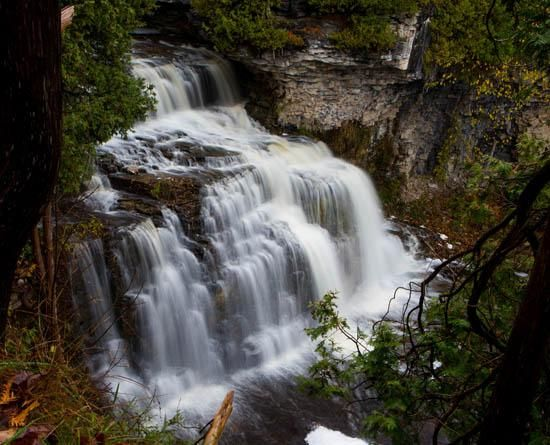 6 must-see waterfalls in the Grey-Bruce region of ON