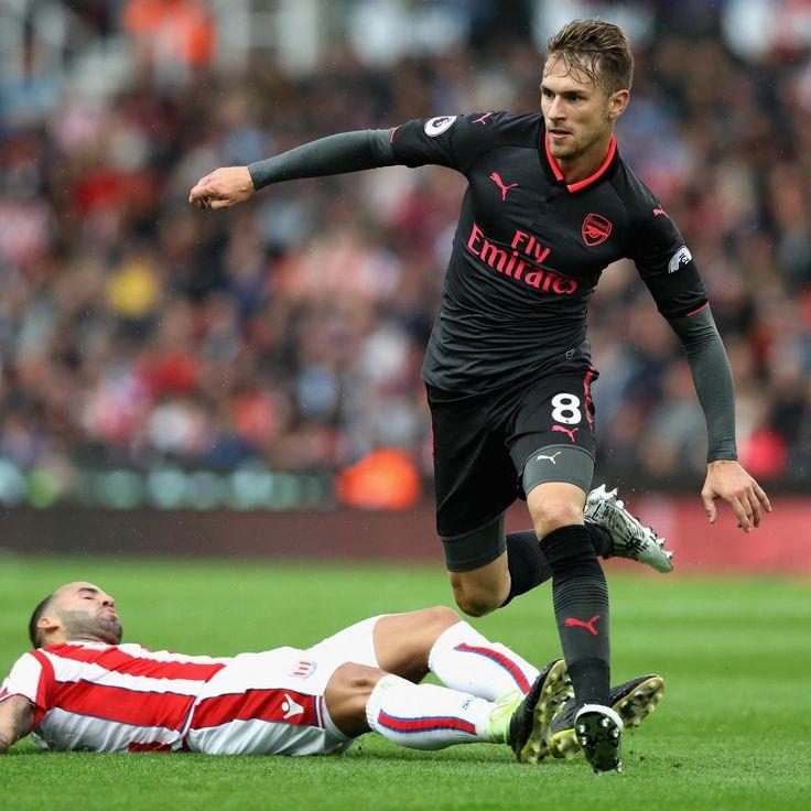 Arsenal Transfer News: Latest Rumours on Aaron Ramsey, Theo Walcott, More