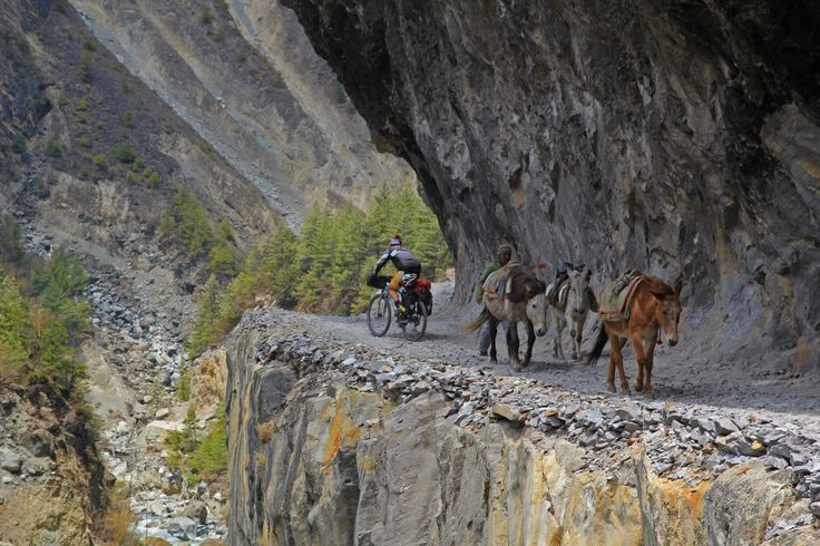 Cycling Annapurna Circuit with united-cyclists.com