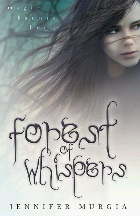 Forest of Whispers - Final Cover Releasing Sept. 9, 2014
