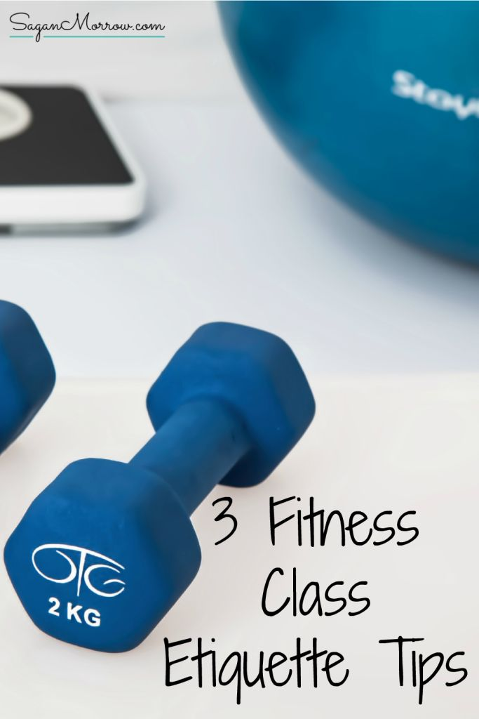 New to fitness classes? Find out the top 3 fitness class etiquette tips you need to know to enjoy the gym with confidence! This article is what every gym newbie needs.