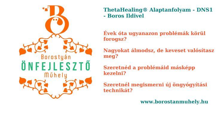ThetaHealing Alaptanfoly - Boros Ildivel - www.borostyanmuhely.hu