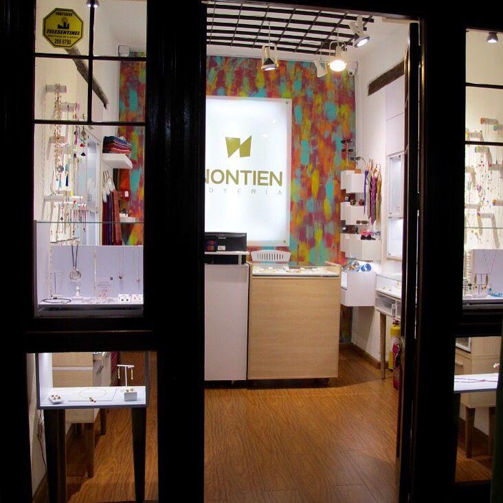 NONTIEN JOYERIA T I E N D A:  Calle 16 No. 5-22 L6 Contiguo Museo del Oro; Bogotá. Tel 57