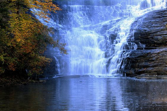 Falls in Youngstown, Ohio: