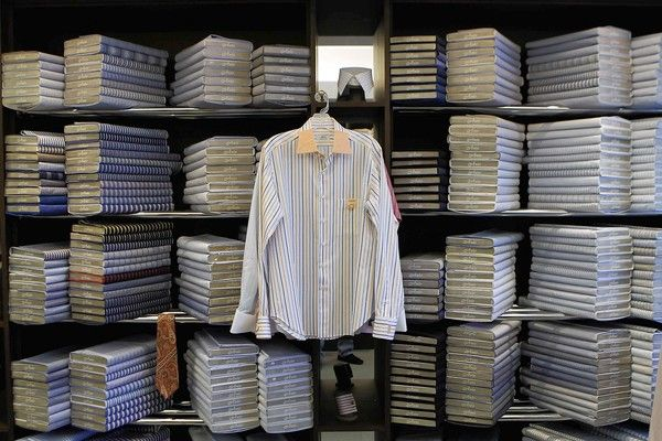 Custom tailored clothing online