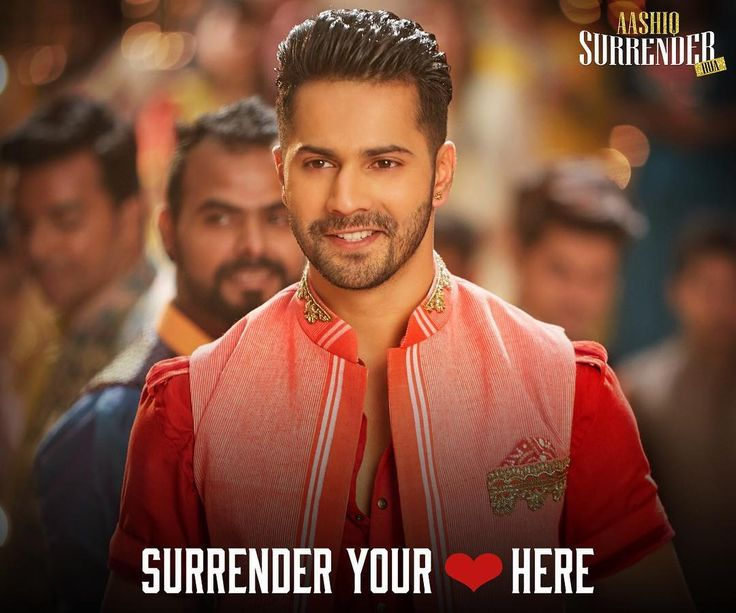 All you ladies, time to surrender your heart to my aashiq! Hit ❤Let's go! #AashiqSurrenderHua