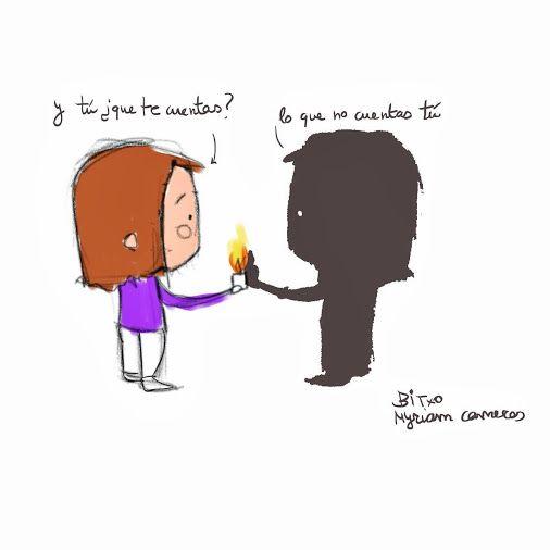 Es importante encontrarte contigo mismo para saber que te pasa. #Psicologia #Granollers