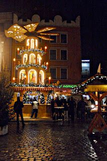 Who Stole the Kishka?: Christmas Market - Wroclaw, Poland