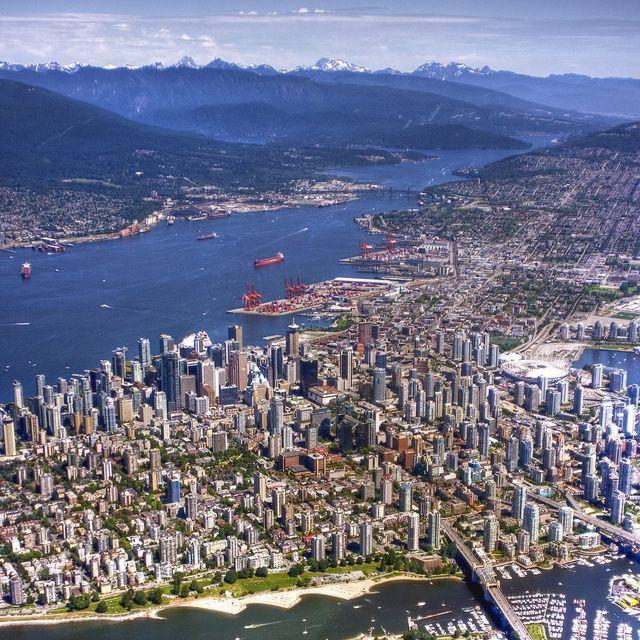 Beautiful Vancouver, BC