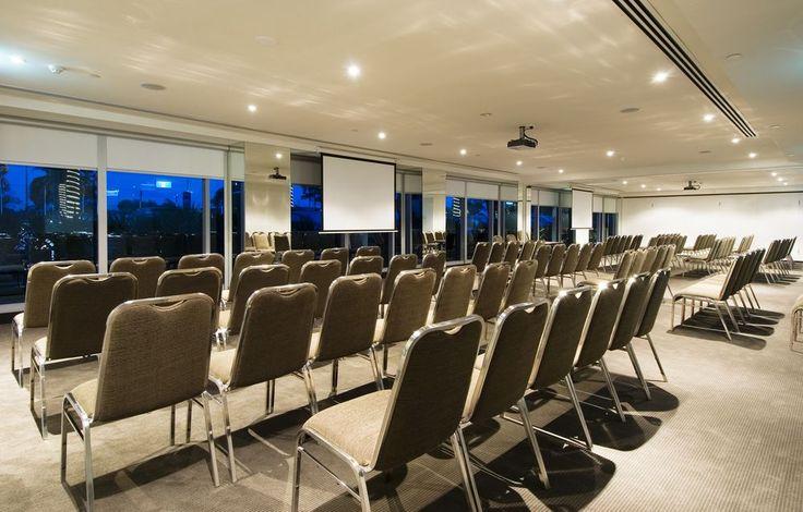 East Wing | Theatre set-up | Melbourne event Venue | Conference set-up