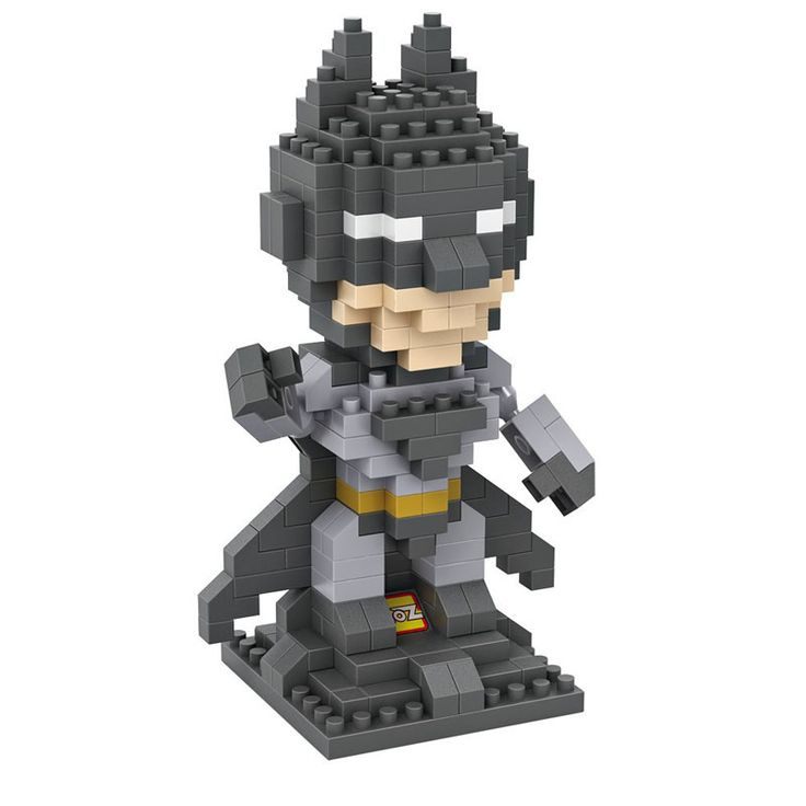Batman Iron Man Thor Hulk Handwork Building Bricks DIY Toy Action Figure Super Hero Marvel Movie Characters Kids //Price: $9.95 & FREE Shipping //     #actionfigure