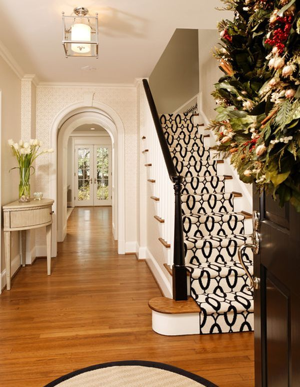 Fun Décor Tips For Staircases Gallery