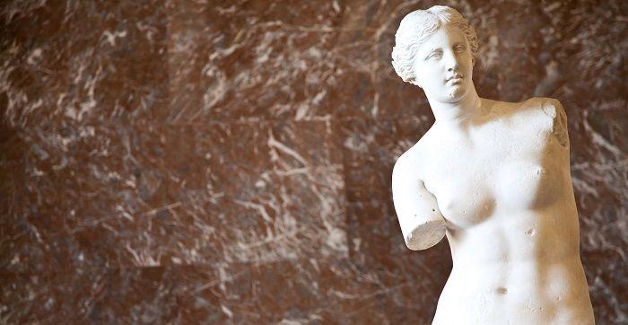 ¿Por qué la Venus de Milo no tiene brazos?