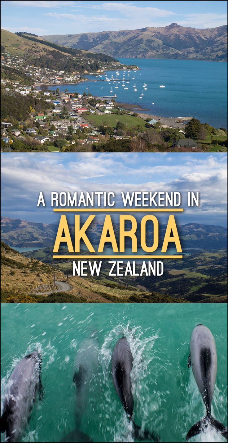 A romantic weekend in Akaroa, New Zealand. Find out the cool things to do in Akaroa, one of the nicest old towns in New Zealand