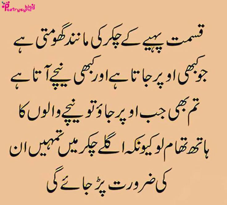 Urdu Islamic Life Quotes And Sayings With Images