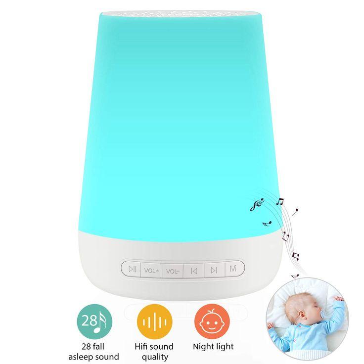 White Noise Machine for Sleeping VanSmaGo Sleep Sound