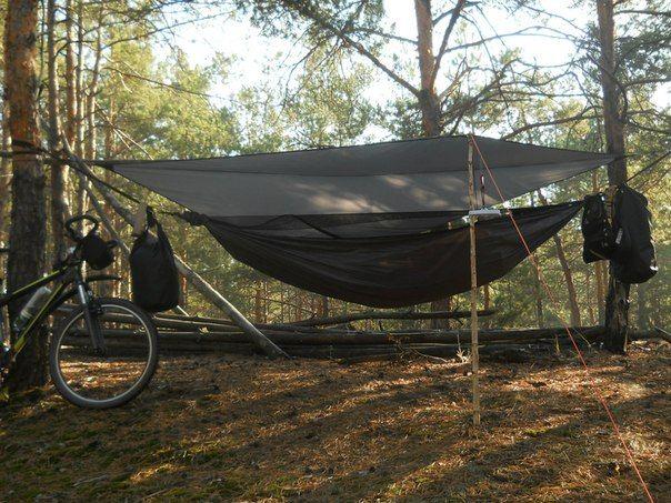 hammock veloturist, гамак палатка, Hammock Camping | 34 фотографии