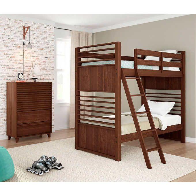 Best 25 Twin Full Bunk Bed Ideas On Pinterest: 25 Best Adult Twin Bunk Beds Images On Pinterest