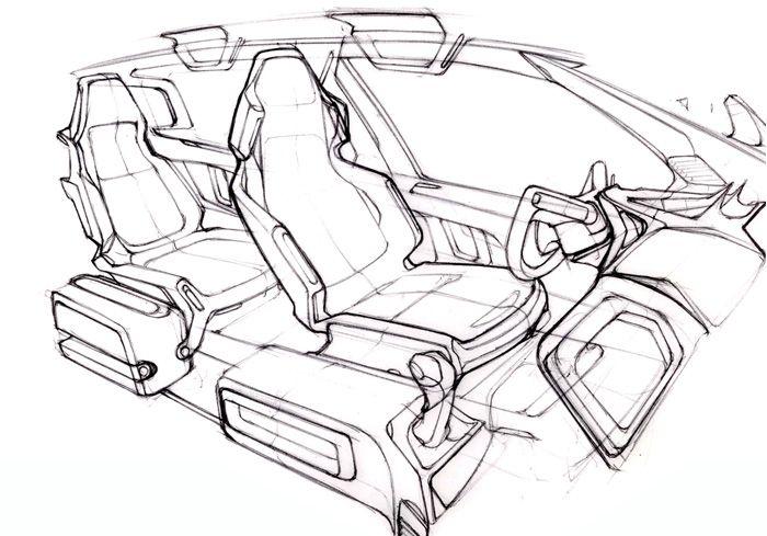 car interior design sketchesHow To  Car Sketch Interior With Josh Reed Industrial Design 2DdUUlGJ