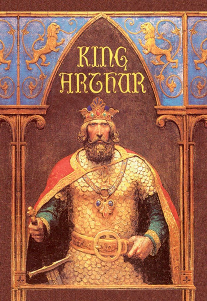 Title the legend of king arthur essay