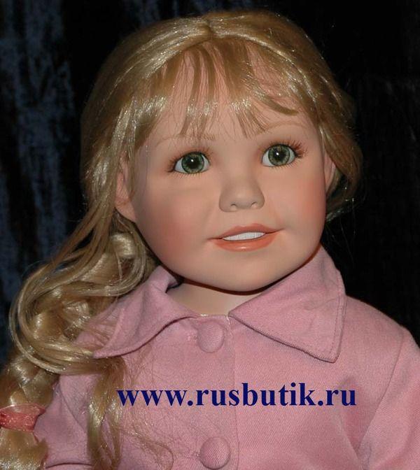 Коллекционная кукла виниловая - Сара
