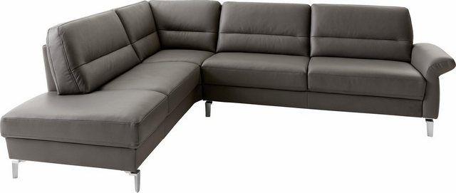 Ecksofa »Rossano«, mit Airogel®-Technologie, wahlweise mit Sitzvorzug