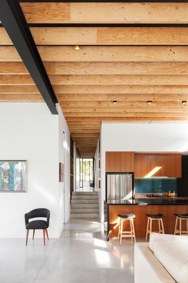 1000 Ideas About Timber Ceiling On Pinterest Post And