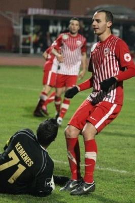 Gohér Gergő DVTK - Bp Honvéd 3-1 (1-0)