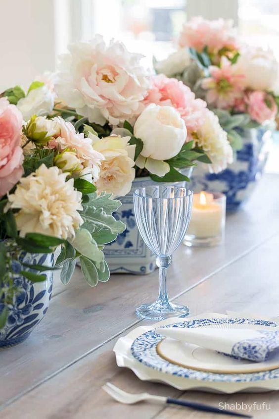49 perfect flower arrangement ideas for table live with flowers rh pinterest com