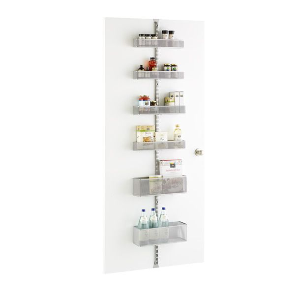 Elfa Utility White Mesh Pantry Door Wall Rack: 1000+ Images About 1969 Camper Trailer Remodel Ideas On