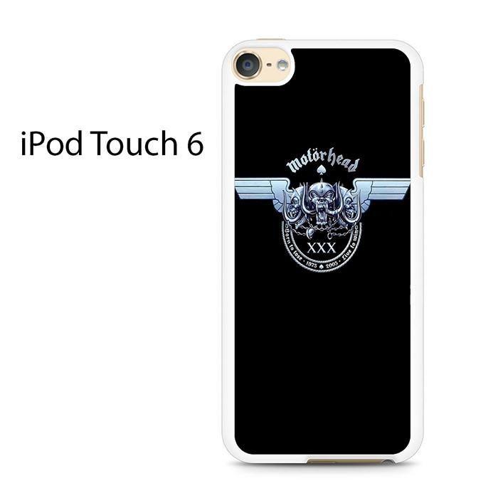 Motorhead Logo Ipod Touch 6 Case