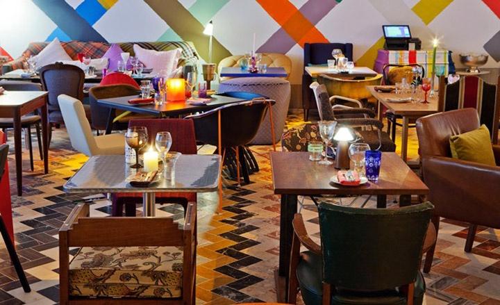 Restaurant at Sketch, London
