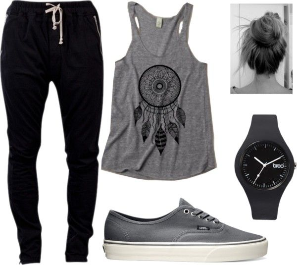 """Move your body and messy bun outfit"" by leaskor ❤ liked on Polyvore"
