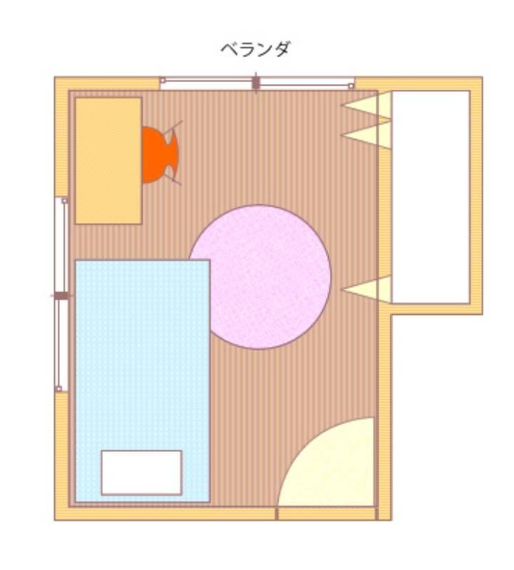 睡眠効果up ベッドの最適な配置 レイアウト とは アイリスプラザ メディア 風水 寝室 ベッドルーム レイアウト 小さな部屋のインテリア