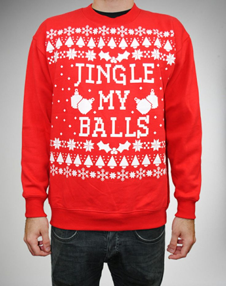 121 best Ugly Christmas sweaters! images on Pinterest | Christmas ...