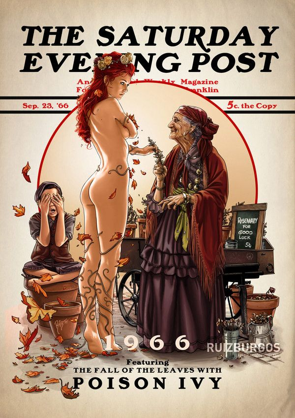 "Nuevo homenaje* a las portadas del ""Saturday Evening Post"".New tribute* to the covers of the ""Saturday Evening Post"". Making & details in my blog --> Ruizburgos.blogspot.com *..."