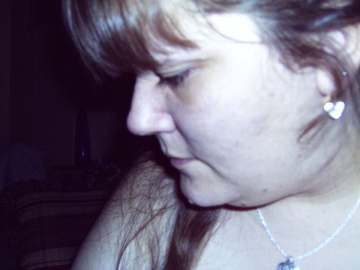 Another pic. of me at home