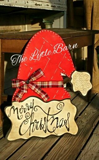 Best 25+ Christmas door hangers ideas on Pinterest | Ornament ...